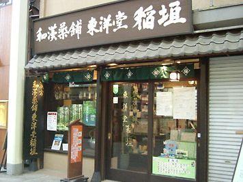 和漢薬舗東洋堂 稲垣薬局