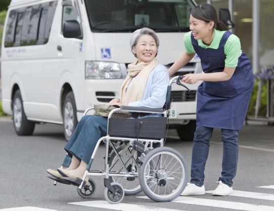 特別養護老人ホームいずみ神川