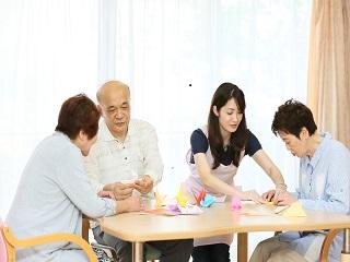 特別養護老人ホーム みどりの郷福楽園
