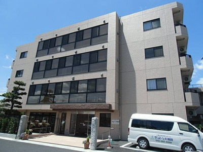サンスーシ大和田