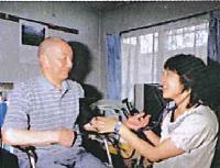 訪問看護リハビリステーション 銀の舞